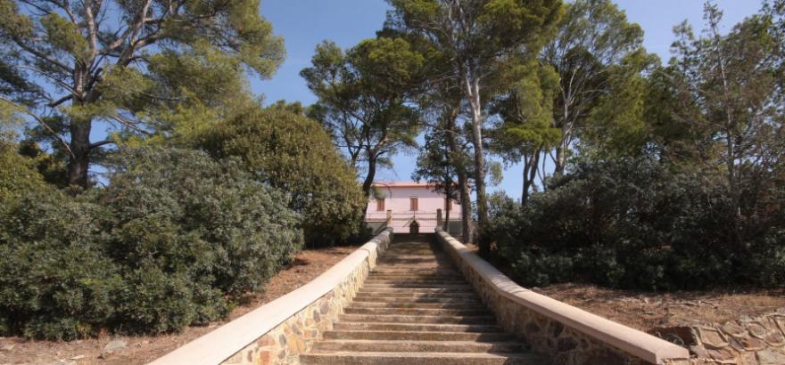 Centro di Educazione Ambientale M.Arrubiu Cagliari Sard